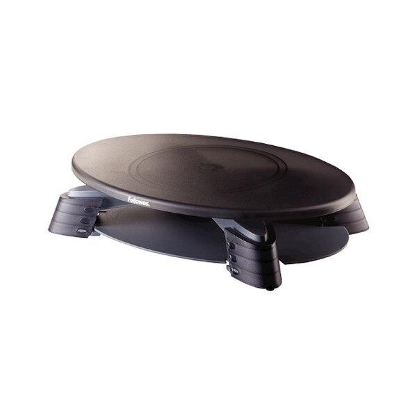 Support de Table paravent Fellowes 91450 45 ° rotatif noir