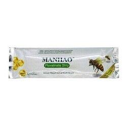 Wangshi Manhao 80 strip.Fluvalinate.Varroa.Пчелы.Пчеловодство.Полоски от Варроа.Товары для пчеловодства.Лекарства для пчел.