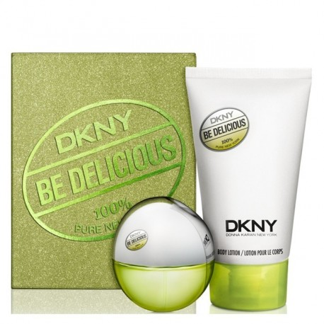DKNY DELICIOUS EDP 50ML SPRAY + BODY LOTION