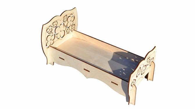 Миниатюрная мебель для куклы, рабочая кухня, ванная комната, гостиная, кровать, бассейн, детская коляска, гардероб