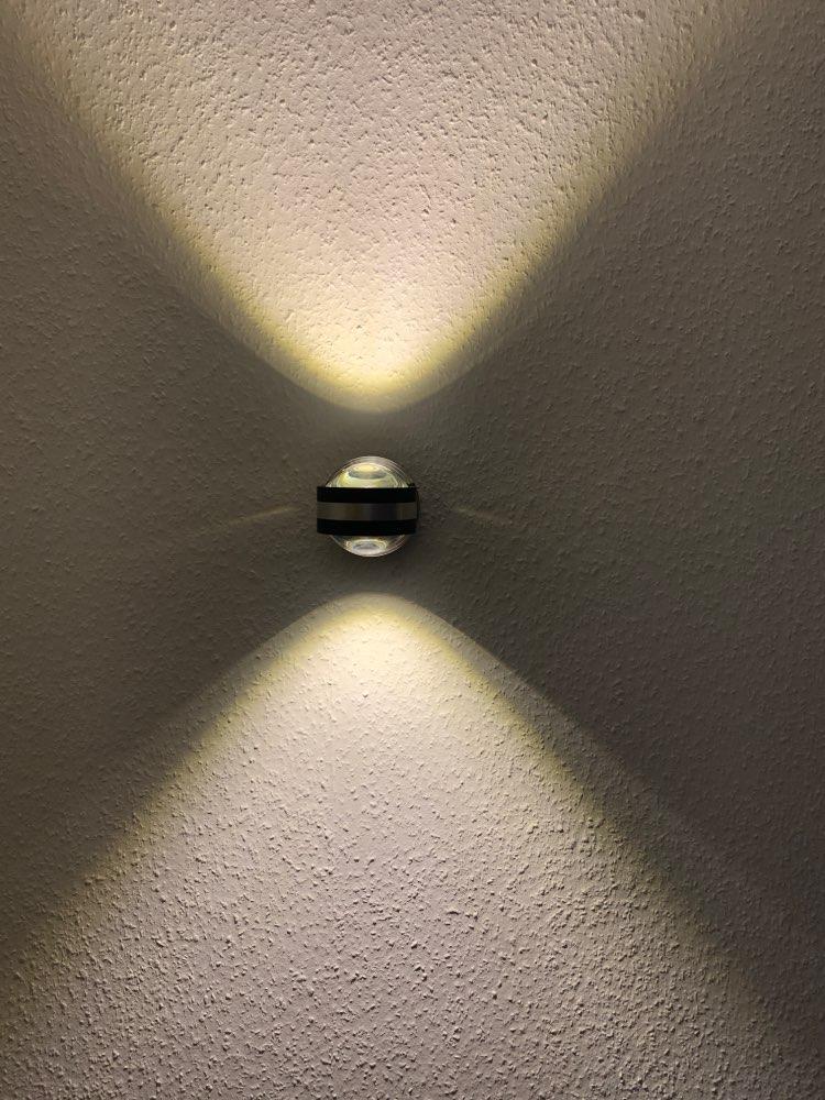 Luminárias de parede Decoração Lâmpadas Corredor