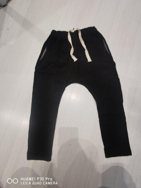 Boy Pants kids Spring Autumn Clothes Boys trousers children's harem pants for baby boys pants solid photo review
