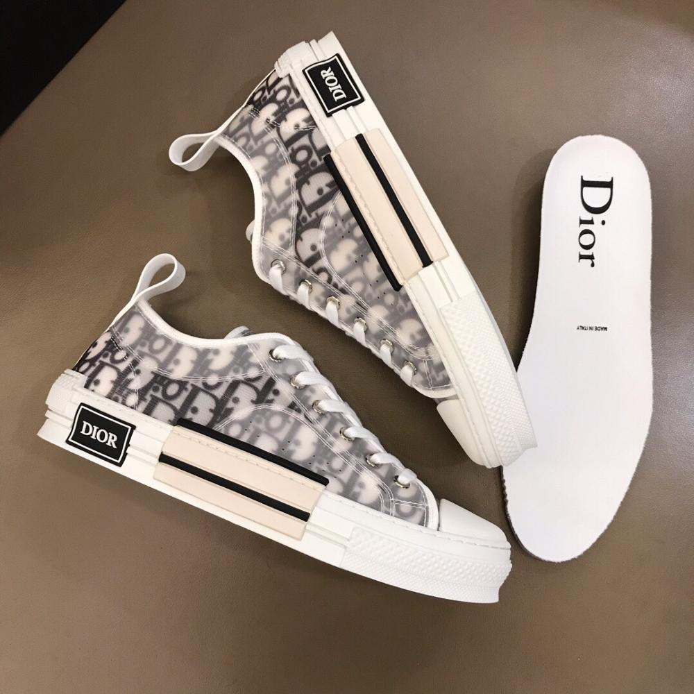 B23 Low-Top Sneakers Dior B23 Shoes Luxury Designer Shoes For Man And Women