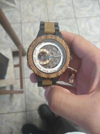 wood watch uk