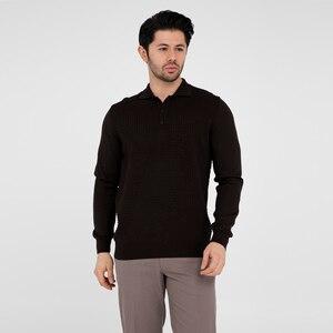 Buratti поло воротник свитер мужской свитер 4540004