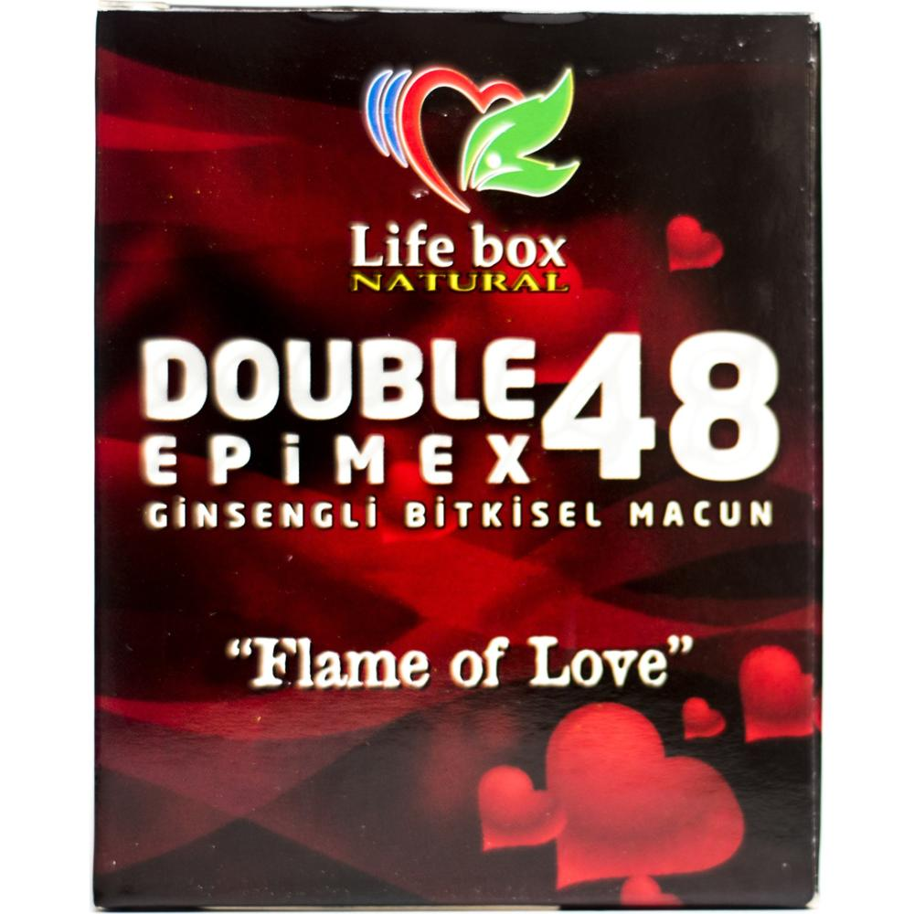 Double Epimex 48 Herbal Paste 230gr   Ginseng Herbal Aphrodisiac, Natural Health