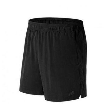 Men's Sports Shorts  New Balance 2IN1 Black