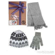 Conjunto de guantes, bufanda, Ud.
