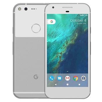 Перейти на Алиэкспресс и купить Google Pixel XL 4 ГБ/32 ГБ серебряный одиночный SIM