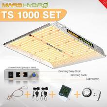 Mars hydro TS 1000W Led Wachsen Licht Gesamte Spektrum Quanten Bord Phytolamp für Indoor Pflanzen Hydrokultur System