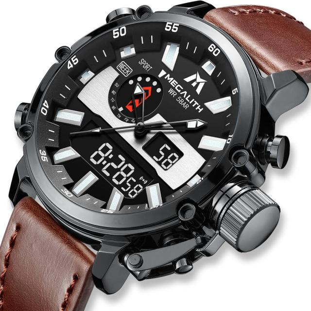 Megalith Digital Military Watch