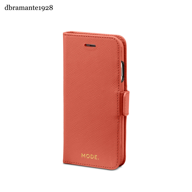 Чехол MODE New York - iPhone 8/7/6 - Rusty Rose, коралловый (NYI