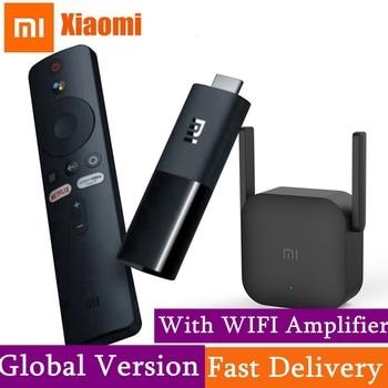 Global Version Xiaomi Mi TV Stick Android TV 9.0 2K HDR DTS HD Dual Decoding 1GB RAM 8GB ROM Google Assistant VS fire tv stick