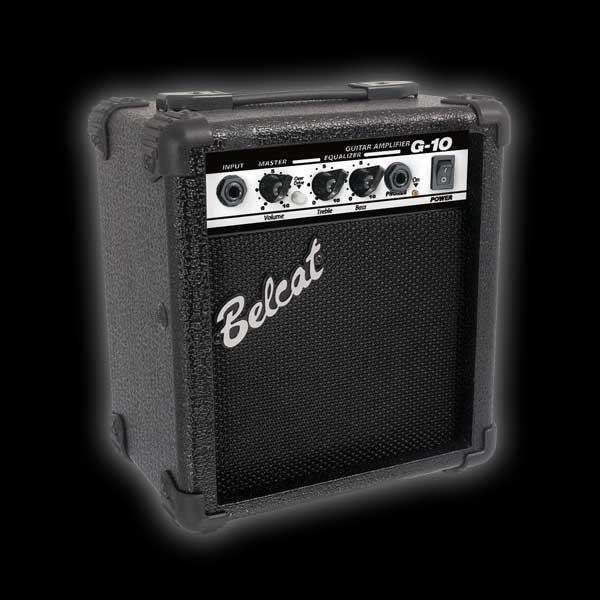 G10 Guitar Combo Amplifier, 10 W, Belcat