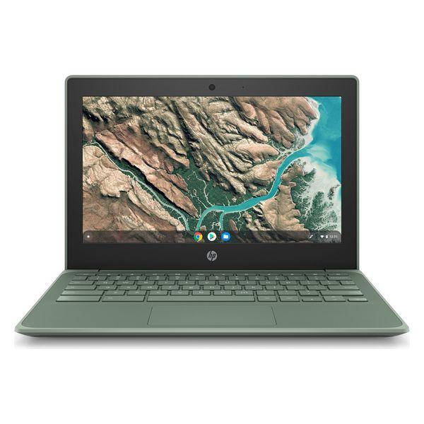 Ультрабук HP Chromebook 11 G8 EE 11,6 дюйма N4120 4 Гб ОЗУ 32 Гб eMMC зеленый