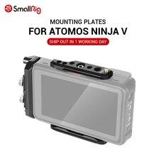 Płyty montażowe SmallRig i zacisk kablowy HDMI dla Atomos Ninja V CMA2338