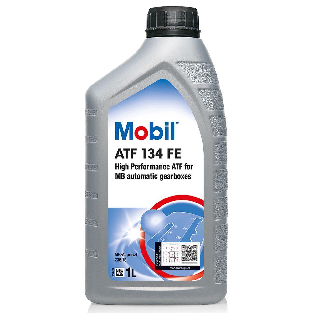 Трансмиссионное масло MOBIL ATF 134 FE 1L (153375)