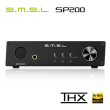 SMSL SP200 THX AAA 888 tecnología amplificador de auriculares