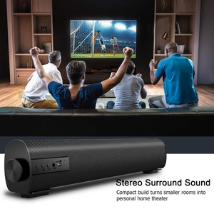 Home Theater 10W Bluetooth Sou