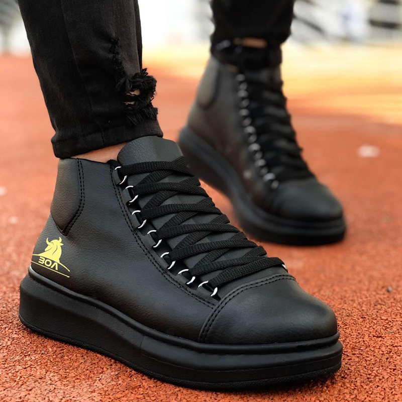 Boa BA0032 Men Sneakers Casual Sport Shoes For Men Women Unisex Lace-up Men Shoes Lightweight Comfortable Flexible Fashion Style Leather Wedding Classic Shoes Breathable Walking Running Sneakers Tenis Masculino Zapatil