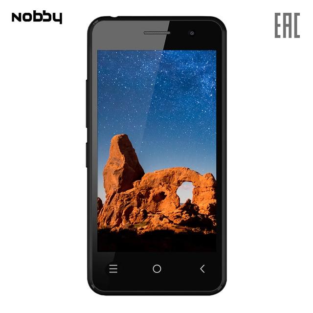 Смартфон Nobby A200 , android, камера, фотокамера, 2 симкарты (сим)