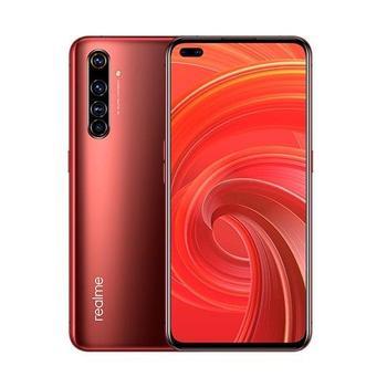 Перейти на Алиэкспресс и купить Мовиль Realme X50 Pro 12 Гб 256 Ds 5G и рыжего цвета Восьмиядерный/6,4 смартфон мобильный телефон
