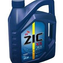 Zic Zic X5 5w30(6l)_масло Моторное! Api Sn, Gf-5, Gm Dexos1 Zic 172621