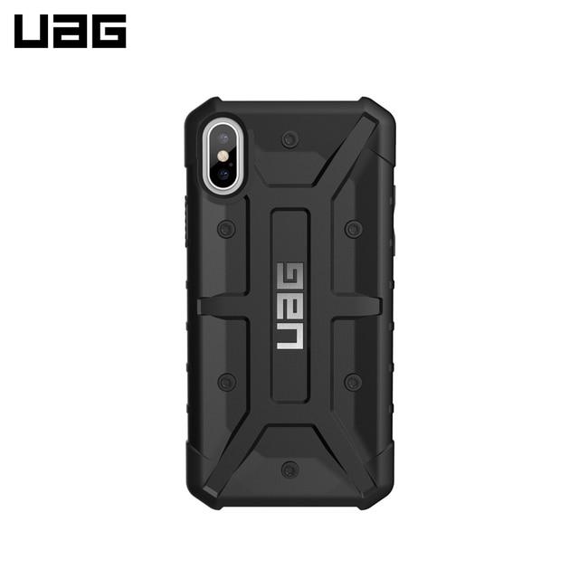 Защитный чехол UAG Pathfinder для iPhone X black, шт