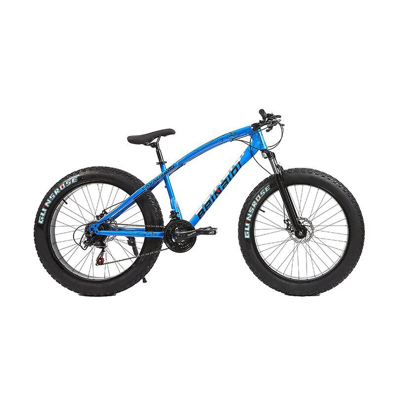 Misko велосипеды колеса толстые 26 дюймов изменение 21 скорость горный велосипед mtb толстые велосипеды дешевый