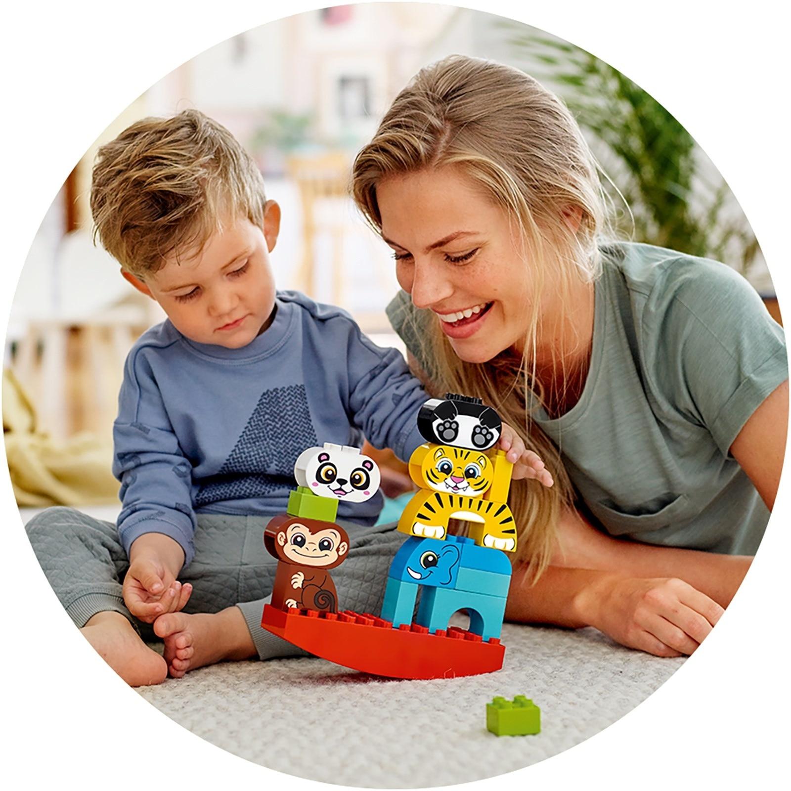 Ebebek Lego Duplo 10884 My First Balancing Animals