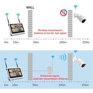 Image 4 - ANRAN Universale IPC Router/Ripetitore Estendere WiFi Gamma per la Casa Sistema di Telecamere di Sicurezza Wireless (1 pcs)