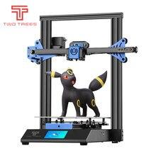 Twotrees 3D Drucker Bluer V2 prusa I3 Kit TMC2208 Stumm stick Drucker Gut Netzteil BMG extruder PLA mk8 Druck masken