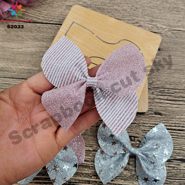Cutting Dies Scrapbook Cut Sky  &   Bow-S2033   Steel Wooden Dies