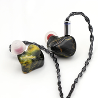 THIEAUDIO Legacy 9 8BA+1DD Knowles Sonion Hybrid Driver HiFi In-ear Earphones for Audiophile Musicians