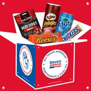 Пищевая Пленка Коробка закуска американские продукты Кондитерские конфеты сюрприз шоколадный Американский выбор сладкого США