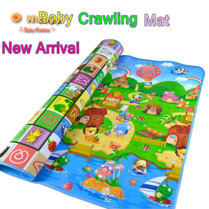 Mat Dream-Kingdom Alphabet Picnic Animal-Letter Baby Toddler Kid Carpet Pad Farm Play-Game