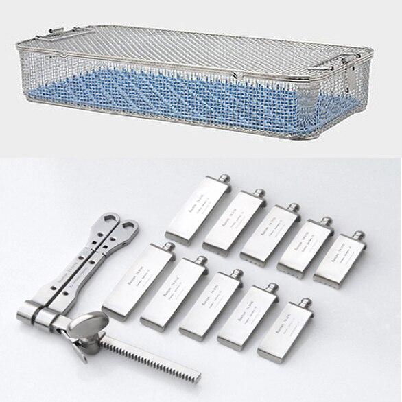 caspar retractor rack pinhao w laminas articulada bracos 10 ortopedica da coluna vertebral afastador cirurgia neuro
