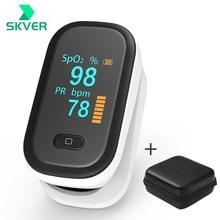 Oxímetro oled oxímetro freqüência cardíaca pulso oxímetro spo2 portátil dedo monitor de saturador sangue pr oxímetro