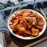 下饭菜酱烧豆腐❗️酱香浓郁❤️开胃下饭的做法图解12