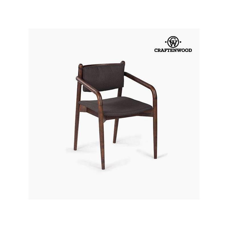Armchair Mdf Acacia (58x56x78 Cm) By Craftenwood