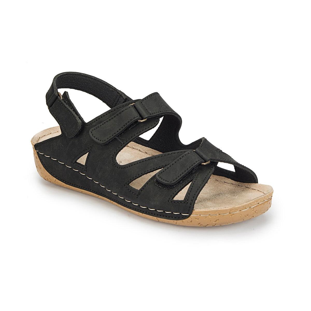FLO 81.158532.Z Black Women Basic Comfort Polaris