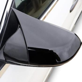 Skoda Octavia 3 (A7) Bat Batman lustrzane osłony Piano Black między 2013-2019 A + jakość zmodyfikowany projekt tanie i dobre opinie TR (pochodzenie) plastik