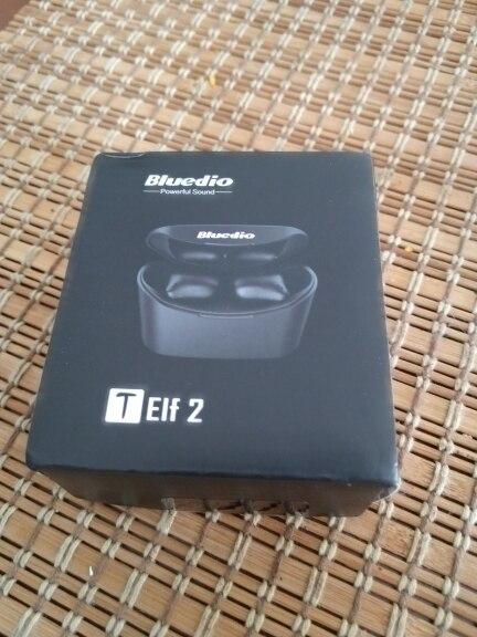 Bluedio T elf 2 Bluetooth earphone TWS wireless earbuds waterproof Sports Headset Wireless Earphone in ear with charging box|Phone Earphones & Headphones|   - AliExpress