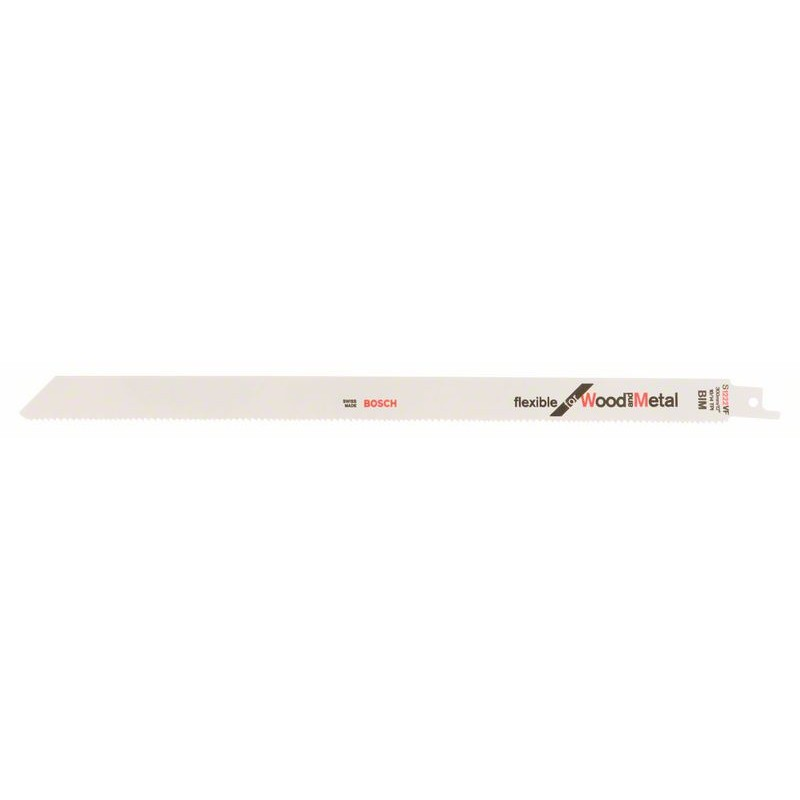 BOSCH-saw Blade Sable S 1222 VF Bendable For Wood & Metal