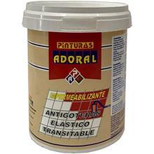 ADORAL-paint liquid asphalt fabric 750 ml. Gray