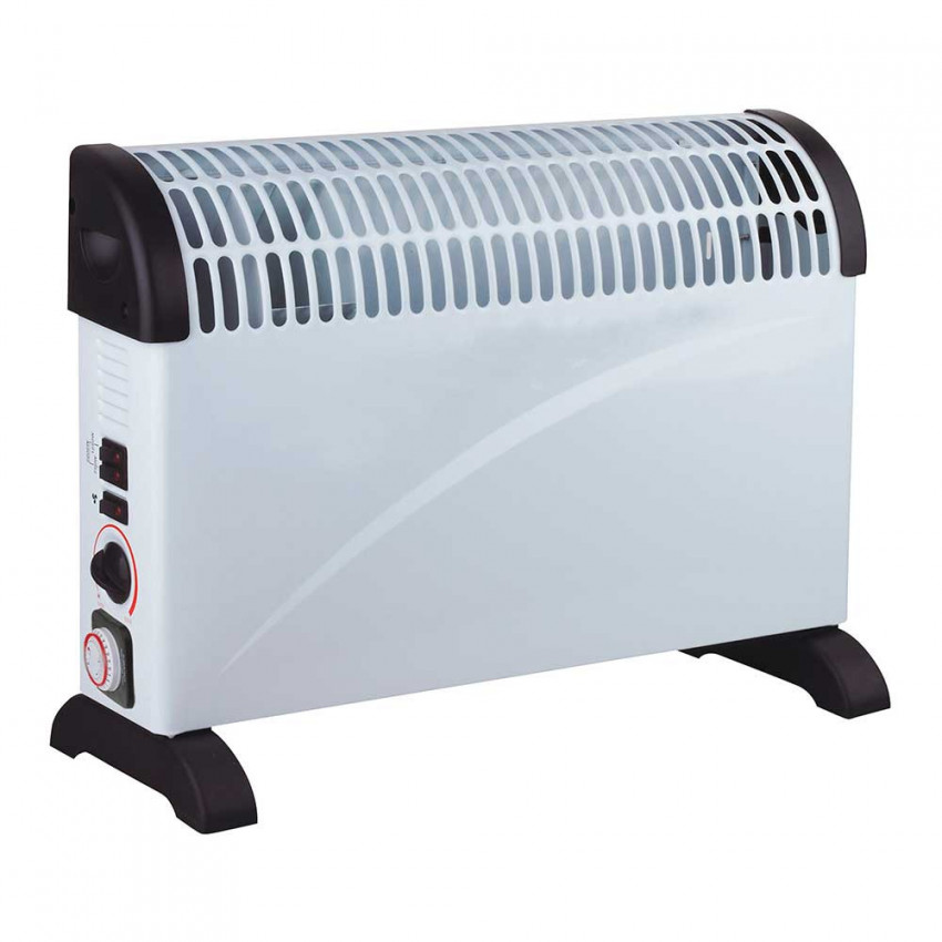 Convector Turbocharged And Timer 2000W