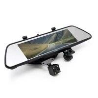 Espejo DVR Eplutus D83 Video del espejo de coche     -
