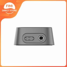 FIMI Palm Gimbal Camera Charging Base official accessory Original spare part Handheld Gimbal parts with 3.5mm micphone hole