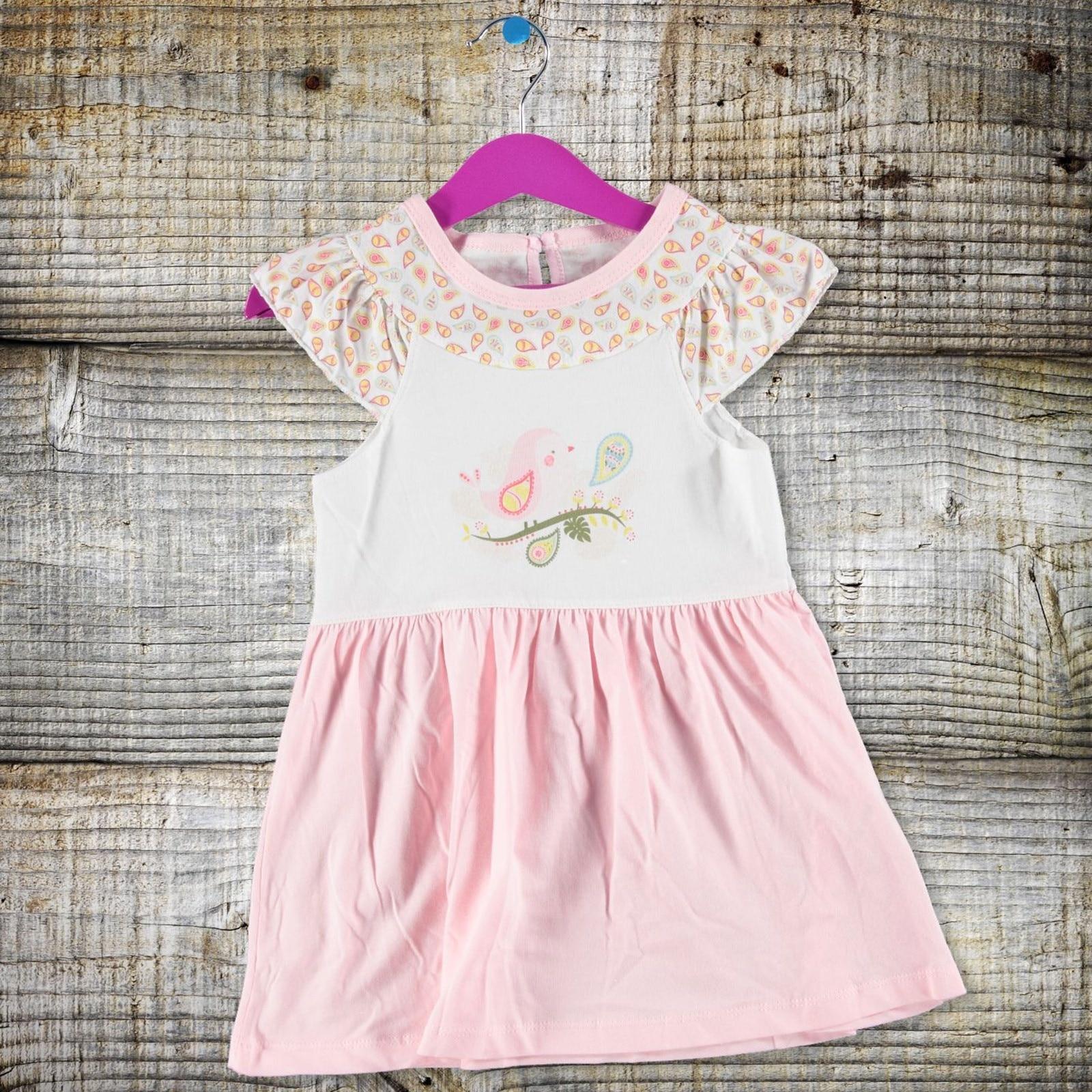 Ebebek Aziz Bebe Sparrow Baby Girl Dress