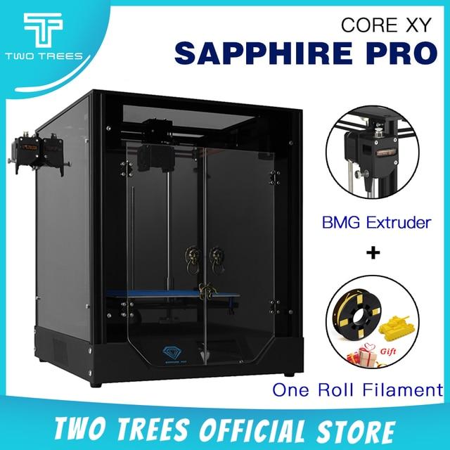 TWO TREES 3D Printer Sapphire pro printer diy CoreXY BMG Extruder Core xy 235x235m Sapphire S Pro DIY Kits 3.5 inch touch screen